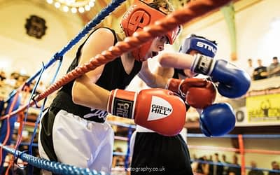 Beartown Boxing Show Pictures